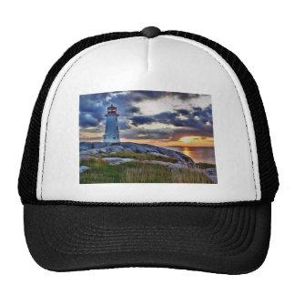 Peggies Cove Nova Scotia Canada Hat