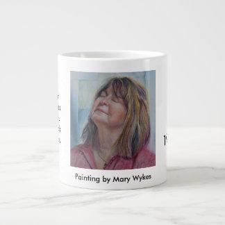 Peggy Beglau Trainor memorial mug