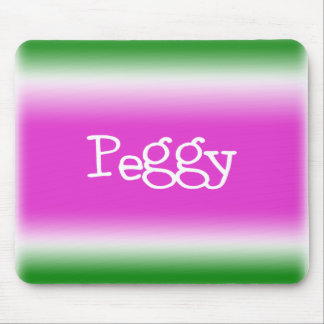 Peggy Mouse Pad