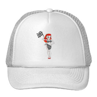 Peggy Pitstop Mesh Hats