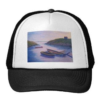 Peggy s Cove Dingies Trucker Hats