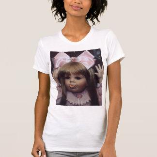 Peggy Sue, amo las muñecas….¡tan allí! Camiseta