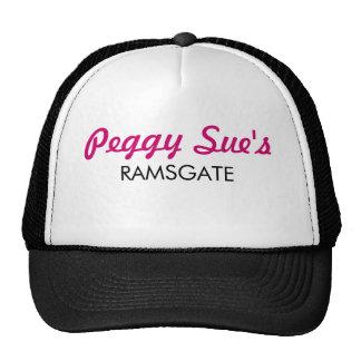 Peggy sues cap hat