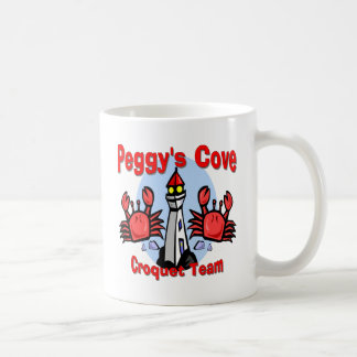 Peggy's Cove Croquet Team Coffee Mug