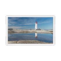 Peggy'S Cove Lighthouse | Canada Acrylic Tray