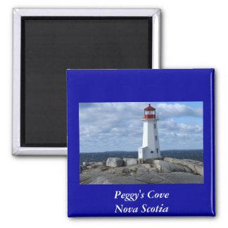 Peggy's Cove Lighthouse Fridge Magnets