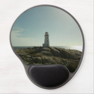 Peggy's Cove Lighthouse Mouse Pad Gel Mouse Pad