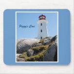 Peggy's Cove Lighthouse Mousepad