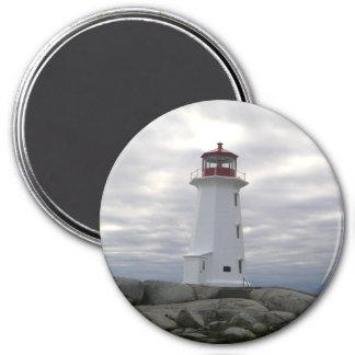 Peggy's Cove  Lighthouse Nova Scotia fridge Magnet