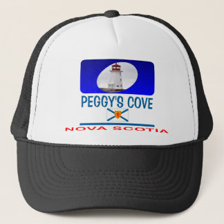 Peggy's Cove Lighthouse Trucker Hat