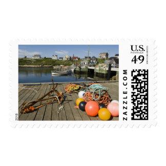 Peggy's Cove, Nova Scotia, Canada 2 Stamp