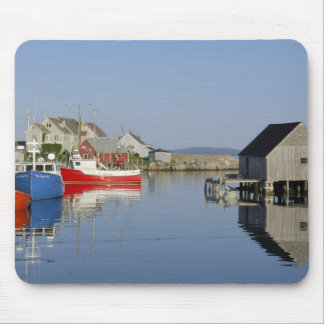 Peggy's Cove, Nova Scotia, Canada Mouse Pad
