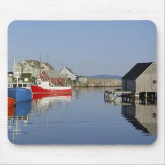 Peggy's Cove, Nova Scotia, Canada Mouse Pad