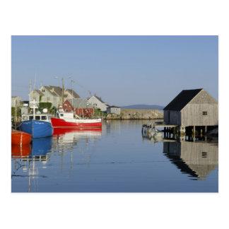 Peggy's Cove, Nova Scotia, Canada Postcard