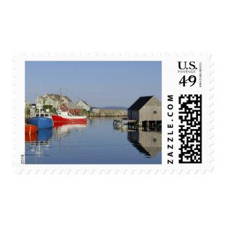 Peggy's Cove, Nova Scotia, Canada Stamps
