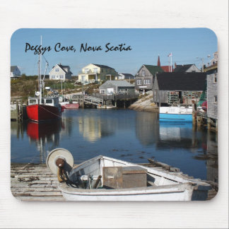 Peggys Cove, Nova Scotia Mouse Pad