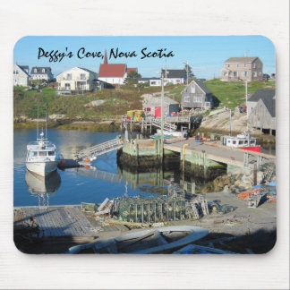 Peggy's Cove, Nova Scotia Mouse Pad