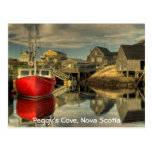 Peggy's Cove, Nova Scotia Post Card