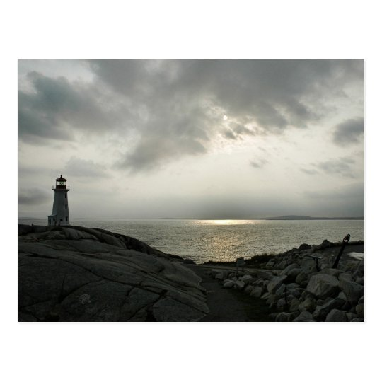 Peggy's Cove, Nova Scotia Postcard