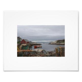 Peggy's Cove Photo Print