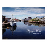 Peggy's Cove Post Card