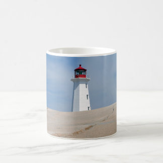 Peggy's Point Lighthouse Coffee Mug