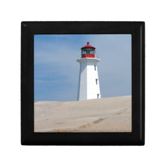 Peggy's Point Lighthouse Gift Box