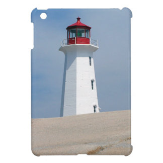 Peggy's Point Lighthouse iPad Mini Covers