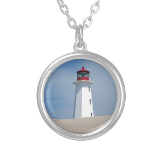 Peggy's Point Lighthouse Custom Necklace