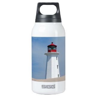 Peggy's Point Lighthouse 10 Oz Insulated SIGG Thermos Water Bottle