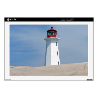 """Peggy's Point Lighthouse Skins For 17"""" Laptops"""
