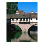 Pegnitz River , Germany Personalized Letterhead