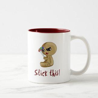 ¡Pegue esto! Taza De Café