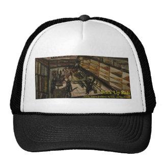 pegúese para arriba embroma gorra