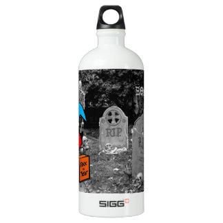 Peguin in Jester Costume Trick or Treat SIGG Traveler 1.0L Water Bottle