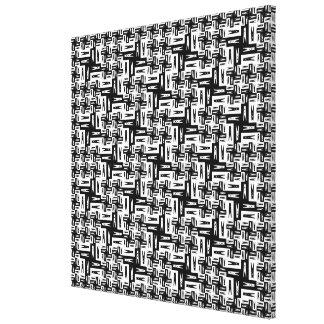 "Pegworld n17 - Frame thickness: 0.75"" Canvas Print"
