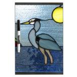 PEI Blue Heron Dry Erase Whiteboards