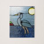 PEI Blue Heron Puzzle