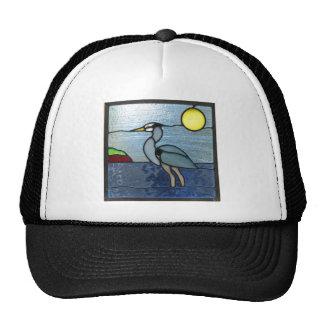 PEI Blue Heron Trucker Hat