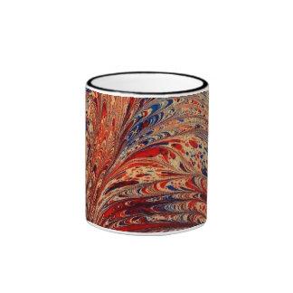 Peigné tiré mug
