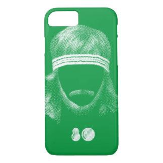 peinado de los años 80 funda iPhone 7