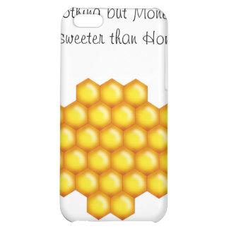 peine de la abeja de la miel
