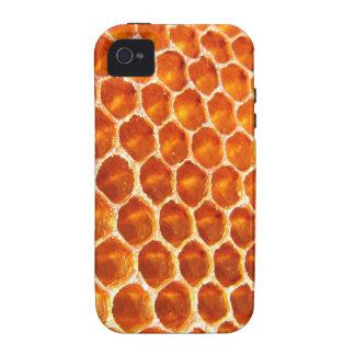 Peine de la miel Case-Mate iPhone 4 funda