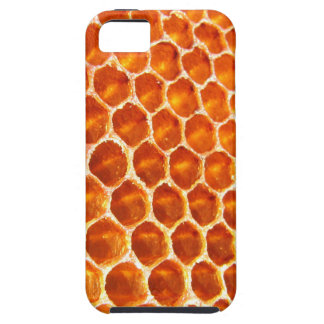 Peine de la miel iPhone 5 fundas