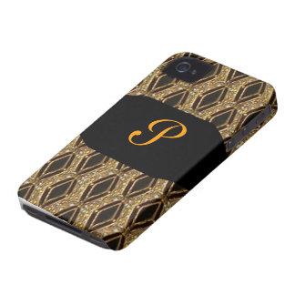 Peine Jeweled de la miel Case-Mate iPhone 4 Cárcasas