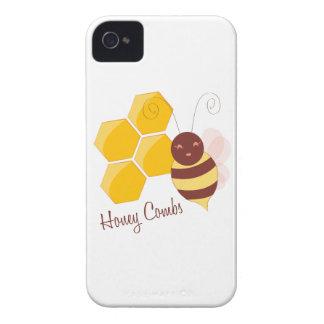 Peines de la miel iPhone 4 cobertura