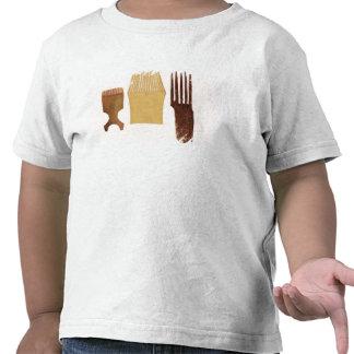 Peines del Inuit de la costa americana del noroes Camisetas