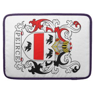 Peirce Coat of Arms II Sleeve For MacBooks