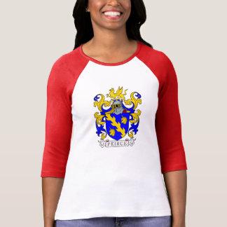 Peirce Coat of Arms III Tshirts