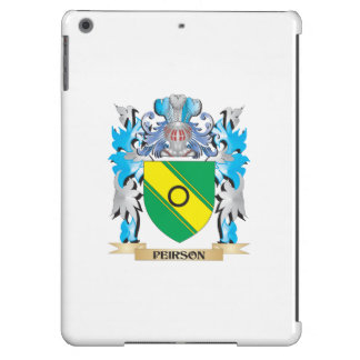 Peirson Coat of Arms - Family Crest iPad Air Case